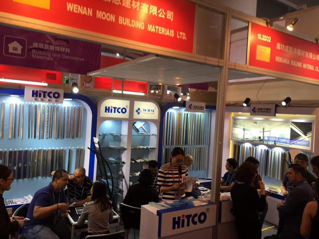 WBM on canton fair